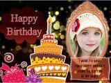 Birthday Cards Online Editing Happy Photo Editor