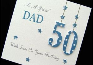 Birthday Cards To Dad From Daughter 80th Card Ebay