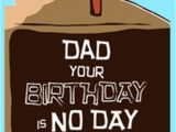 Birthday Cards to Dad From Daughter Funny Birthday Quotes for Father Quotesgram
