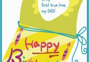 Birthday Cards To Dad From Daughter Happy Free Greetings