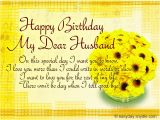 Birthday Cards to Wife From Husband Birthday Messages for Your Husband Easyday