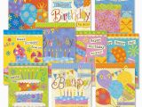 Birthday Cards Value Pack Banner Day Birthday Cards Value Pack Colorful Images