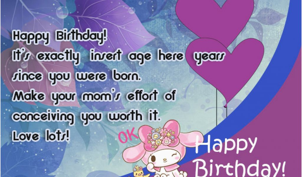 Download By SizeHandphone Tablet Desktop Original Size Back To Birthday Cards Via Text Message