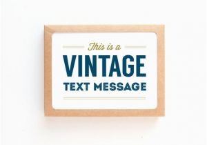 Birthday Cards Via Text Message Vintage Greeting Card Graphic Anthology