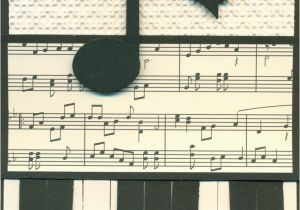 Birthday Cards With A Piano Theme 25 Best Ideas About Musical On Pinterest