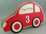 Birthday Cards with Cars On them Car Birthday Card Cards Co