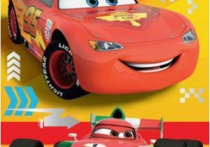Birthday Cards with Cars On them Disney Cars Birthday Card Ebay