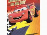 Birthday Cards with Cars On them Disney Cars Birthday Cards assorted Ebay