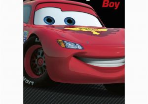 Birthday Cards with Cars On them Special Boy Disney Cars Birthday Card 25470201