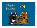Birthday Cards with Cats Singing Singing Birthday Cards Birthday Quotes