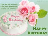 Birthday Cards with Flowers and Cake Birthday Greetings with Cake and Flowers