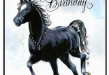 Birthday Cards with Horses Happy Birthday Horse Card