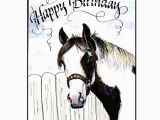 Birthday Cards with Horses On them Happy Birthday Wishes with Horses Page 2