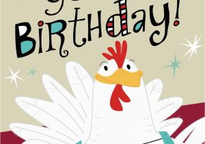 Birthday Cards With Name And Music Chicken Accordion Musical Card Greeting