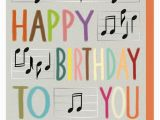 Birthday Cards with Name and Music Male Birthday Cards Collection Karenza Paperie