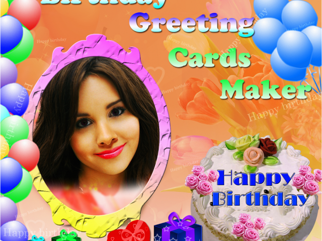 Birthday Cards With Name And Photo Upload Free Greeting