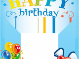 Birthday Cards with Name and Photo Upload Free Create Happy Birthday Photo Frame Frame Design Reviews