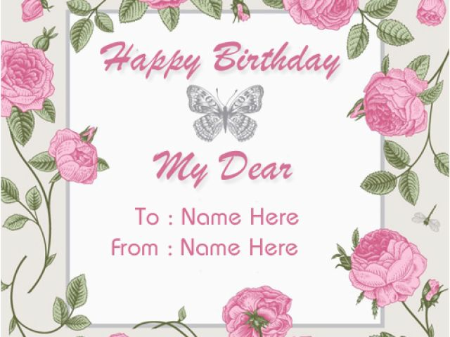 Download By SizeHandphone Tablet Desktop Original Size Back To Birthday Cards With Name