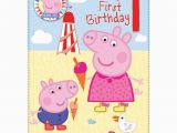 Birthday Cards with Pigs Peppa Pig Greeting Birthday Cards Ebay