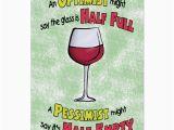 Birthday Cards with Wine Funny Birthday Cards Wine Philosophy Card Zazzle Com