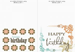 Birthday Cards You Can Print Out L And D Design Free Card Printable