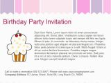 Birthday Celebration Invite Email Birthday Invitation Email Template 23 Free Psd Eps
