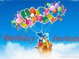 Birthday Celebration Invite Email Birthday Invitations Birthday Invite Samples Invite