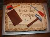 Birthday Day Out Ideas for Him London Grandpa 39 S tools I Made This Cake for My Grandpa 39 S 80th