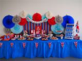Birthday Day Out Ideas for Him London Red and Blue London Bus Birthday Birthday Party Ideas