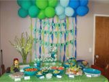 Birthday Decoration at Home Awesome 1st Birthday Party Simple Decorations at Home