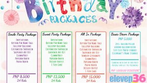 Birthday Decoration Packages Balloon Decoration Packages Cebu Nisartmacka Com