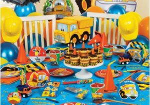 Birthday Decorations For 1 Year Old Boy First Party Supplies And