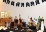 Birthday Decorations For A Man Planning Guy 39 S Party Whiskey Tasting Manly