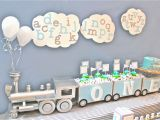 Birthday Decorations for Boys 1st Birthday Cute Boy 1st Birthday Party themes