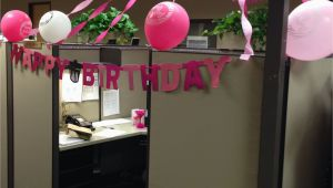 Birthday Decorations for Cubicles Birthday Ideas for Cubicle at Work Joy Studio Design