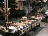 Birthday Decorations for Mens 30th Dessertbuffet Black Gold 30 Birthday Party Pinterest