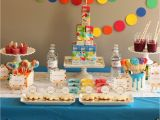 Birthday Decorations for toddlers Splatter Paint Party for Kids