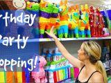 Birthday Decorations Online Shopping Birthday Party Shopping Youtube