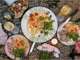 Birthday Dinner Ideas for Him Restaurant A Dreamy Diy Valentine S Meal Jamie Oliver Features