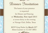 Birthday Dinner Invite Wording Fab Dinner Party Invitation Wording Examples You Can Use