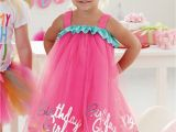 Birthday Dresses for Infants Birthday Girl Tulle Dress by Mud Pie
