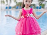 Birthday Dresses for Little Girls Cute 5 Pink Designer Birthday Party Dresses for Little