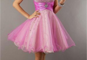 Birthday Dresses for Teenagers Pink Dresses for Teenage Girls Naf Dresses