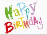 Birthday E-gift Cards Birthday E Gift Cards 6 Card Design Ideas