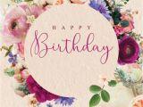 Birthday Flower Card Message 160 Best Happy Birthday Flower Images On Pinterest