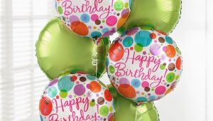 Birthday Flowers and Balloons Delivered Uk Gift Delivery Happy Birthday Balloon Bouquet isle