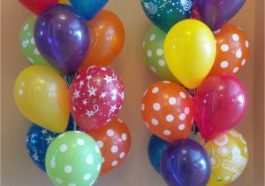Birthday Flowers And Balloons Delivery Balloon Bouquet Gifts Toronto Call 416 224