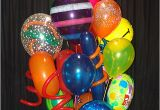 Birthday Flowers and Balloons Delivery Balloon Bouquet Party Favors Ideas