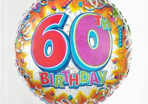 Birthday Flowers And Balloons Delivery Gift 60th Balloon Isle Of Wight