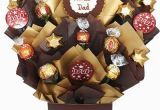 Birthday Flowers and Chocolates Delivery Best Dad Chocolate Bouquet Florist Sydney Melbourne